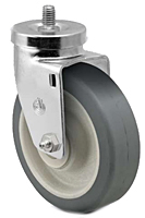Heavy Duty - Threaded Stem - Capacity to 400 lbs