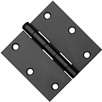3x3 Square Door Hinges