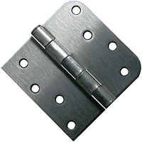 4x4 R - .085 Gauge Door Hinges