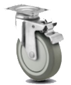 Medium Duty - Swivel Lock - Capacity to 300 lbs