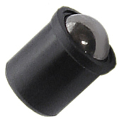 Thermoplastic Press Fit Ball Plungers - Inch