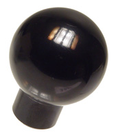 Ball Knob with Shank - Inch