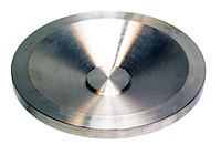Solid Stainless Steel Handwheels - No Handle - Inch