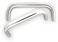Stainless Steel Oval Pull Handles
