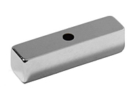 Neodymium Bar Magnets - With Holes
