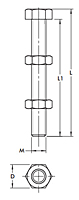 Standard Adjustable Spindle
