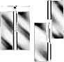 Steel Plain Surface Type A Loose Hinge