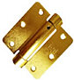 3.5x3.5 Spring Door Hinges