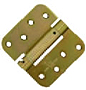 Spring Door Hinges 4X4 58 Radius
