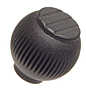 Knurled Ball Knobs - Tapped - Inch