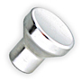 Pull Stainless Steel Knob - Inch