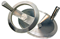 Stainless Steel Revolving Handle Handwheel