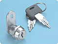 High Security Pagoda Cylinder Cam Lock