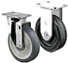 Medium Duty - Stainless Steel Casters - Capacity to 325 lbs