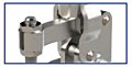 Vertical Handle Toggle Clamps - 1147 Series