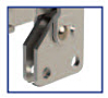 Vertical Handle Toggle Clamps - 1110 Series