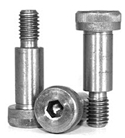 Socket Shoulder Screws, Stainless Steel 18 8