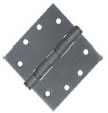 Commercial Door Hinges 4X4.5 Square