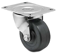 Medium Duty - Swivel Top Plate - Capacity to 400 lbs