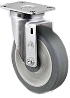 Medium Duty - Swivel Top Plate - Capacity to 325 lbs