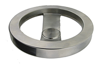 Stainless Steel Handwheels - Two Spoke - Inch
