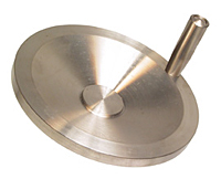 Solid Stainless Steel Handwheels - Inch
