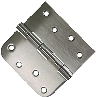 4x4 L - .085 Gauge Door Hinges