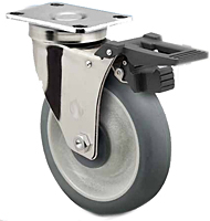 Medium Duty - Total Lock - Capacity to 325 lbs