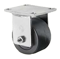 Business Machine - Single Wheel Rigid - Capacity to 300 lbs