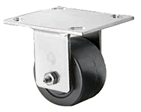 Business Machine - Single Wide Wheel Rigid - Capacity to 500 lbs