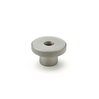 DIN 466-NI Knurled Grip Knobs