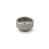 DIN 6303-NI Knurled Grip Knobs