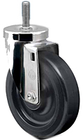 Medium Duty - Stainless Steel - Threaded Stem - Capacity to 325 lbs