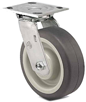 Heavy Duty - Stainless Steel - Rigid- Capacity to 1250 lbs