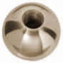 Brass Ball Knobs - Inch