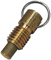 Short - Locking Without Patch - Brass