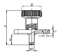 index-plunger-with-flange-drawing1