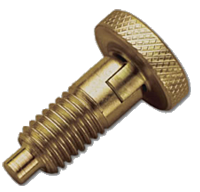 Locking Without Patch - Brass