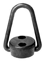 Hoist Rings - Steel Forged - Inch