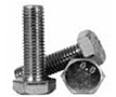 Hex Head Bolt/Screw, 8.8 DIN 931/933, Zinc Blue Cr+3, Medium Carbon
