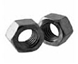 Hex Nut, Grade 8, Zinc Yellow Cr+6