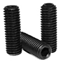 Cup Point Socket Set Screws, Plain, Alloy