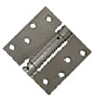 Spring Door Hinges 4.5X4.5 Square