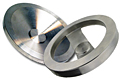 Stainless No Handle Steel Handwheel