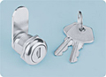 Flat Key Wafer Cam Lock